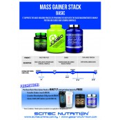 Mass Gainer Stack - Basic